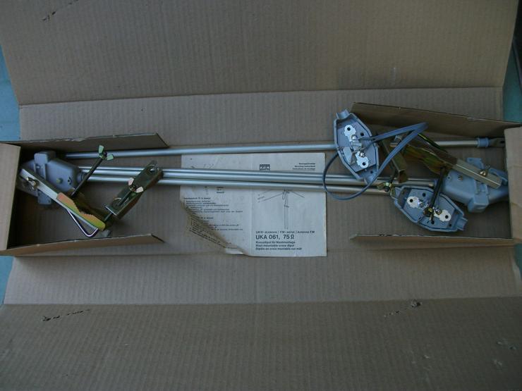 UKW-Mastkreuzdipol UKA 061 von Fuba, neu