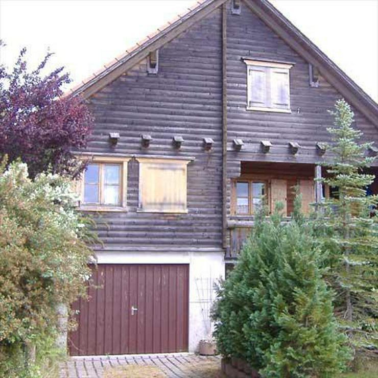 Neualbenreuth :: Südtiroler Blockbohlenhaus - Haus kaufen - Bild 1