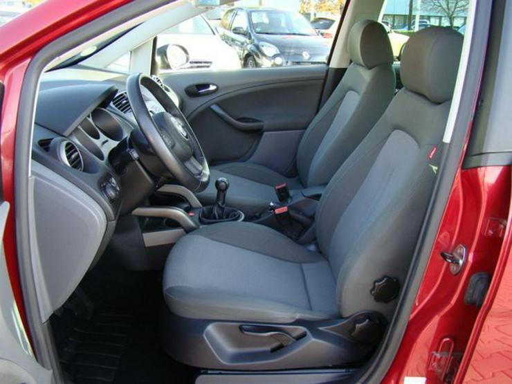 Bild 6: SEAT Altea 1.6 Stylance Tempomat Klimaautomatik