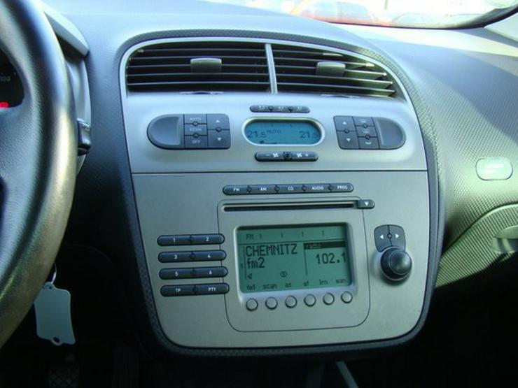 Bild 7: SEAT Altea 1.6 Stylance Tempomat Klimaautomatik