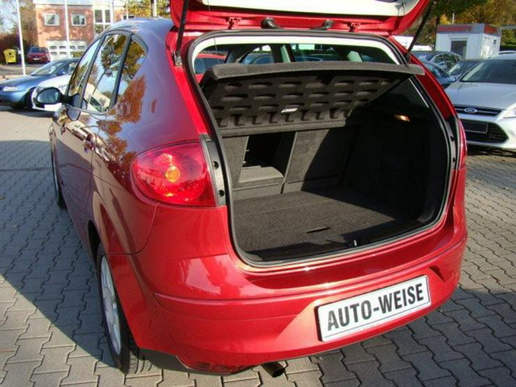 Bild 14: SEAT Altea 1.6 Stylance Tempomat Klimaautomatik