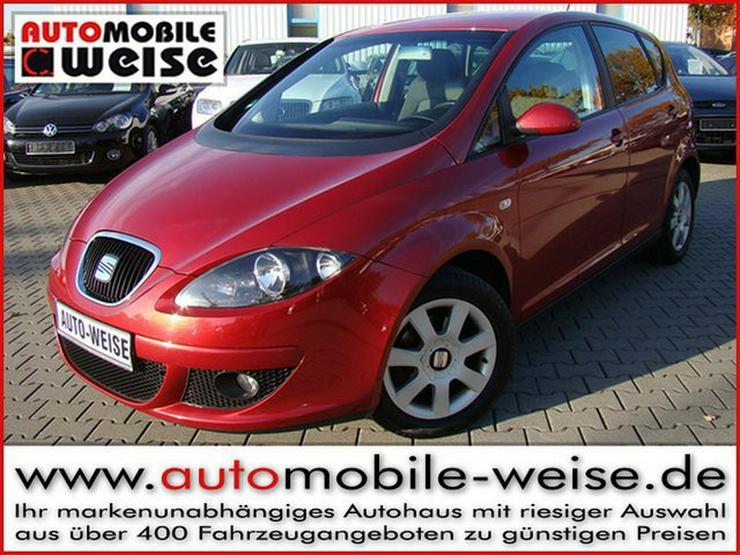 SEAT Altea 1.6 Stylance Tempomat Klimaautomatik - Altea - Bild 1