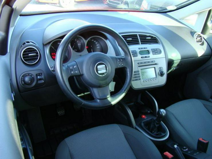 Bild 5: SEAT Altea 1.6 Stylance Tempomat Klimaautomatik