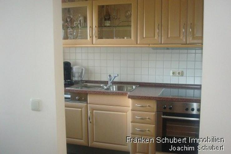 Bild 5: wunderschöne und top-gepflegte 3 Zimmer-Wohnung mit 2 Balkonen und EBK. Katze erlaubt.