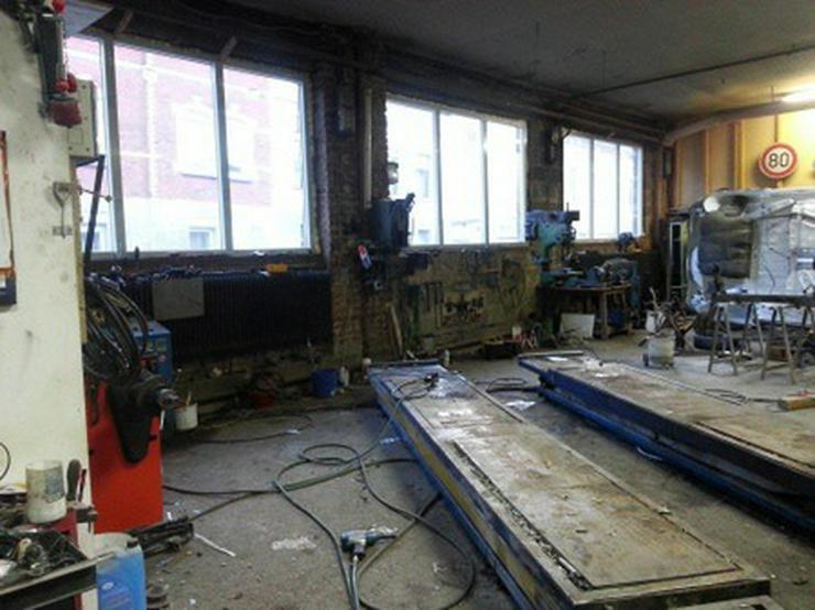 Bild 4: Halle für Handwerker, Lager, Atelier