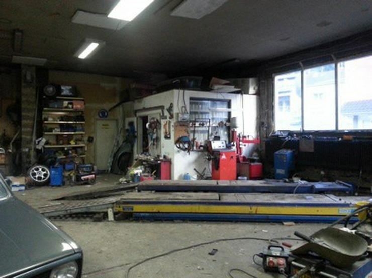 Bild 3: Halle für Handwerker, Lager, Atelier