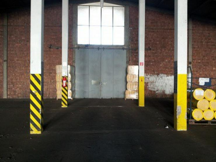 Bild 10: Firmensitz mit Büro, Kalthalle befestigte Außenfläche