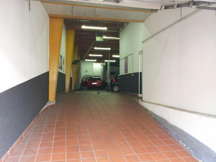 Werkstatt/Lagerhalle an sehr viel befahrer Einfallstraße Saarbrückens - Gewerbeimmobilie mieten - Bild 1