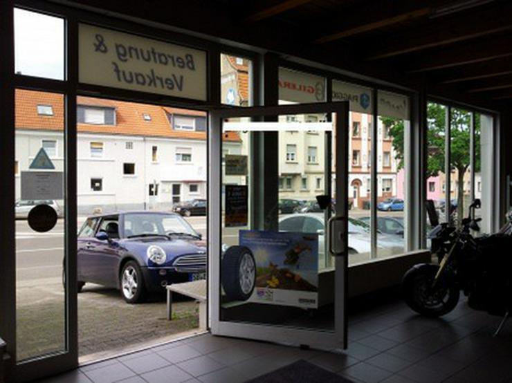 Bild 2: Ladengeschäft, Lager, Werkstatt an viel befahrener Einfallstraße Saarbrückens