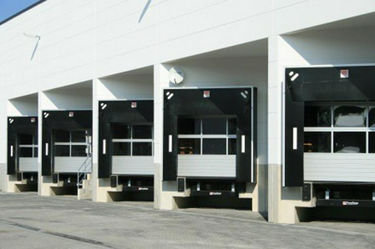 Bild 4: Hallenflächen, Neubau in Autobahnnähe, Industriegebiet
