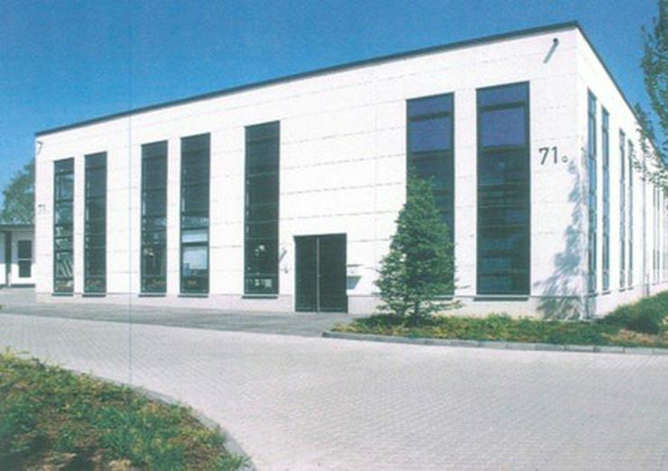 Bild 5: Halle, Neubau in Autobahnnähe, Industriegebiet
