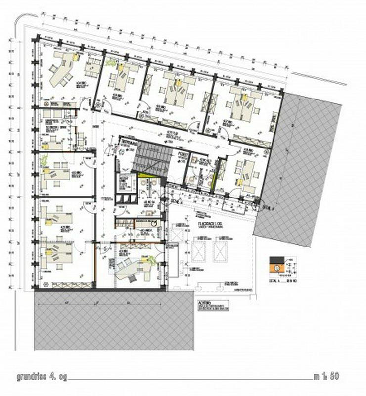 Bild 2: Exklusive Büros auf höchstem Nieveau, energetisch top