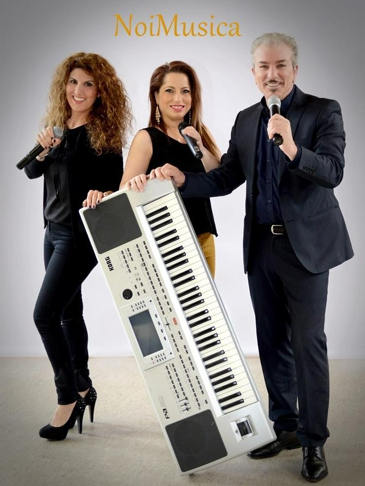 Duo Trio  Italienisch Deutsche Live Band Partys