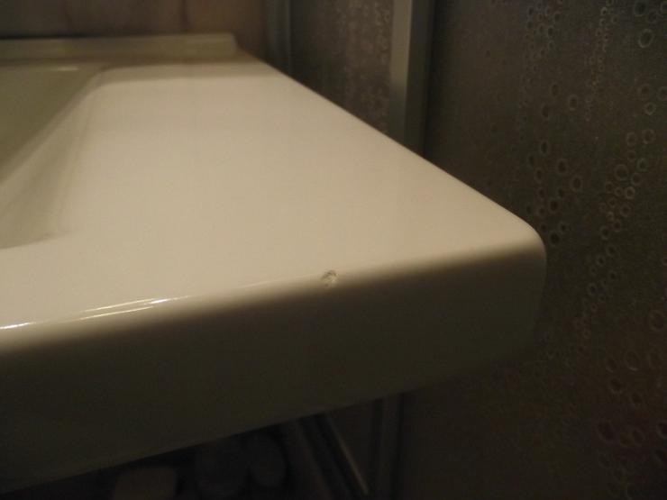 Bild 4: Waschtisch ALTHEA in weiß