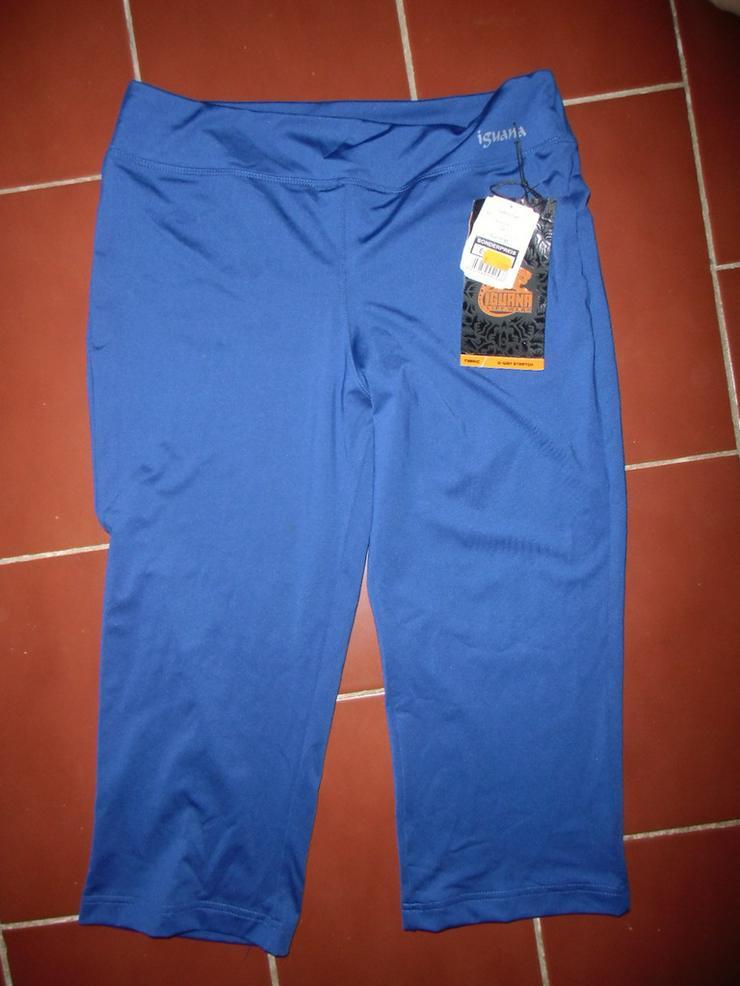 blaue Pant-Hose von Iguana