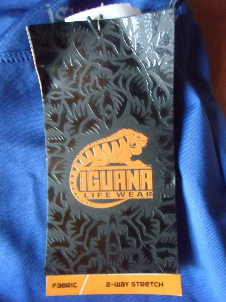 Bild 3: blaue Pant-Hose von Iguana