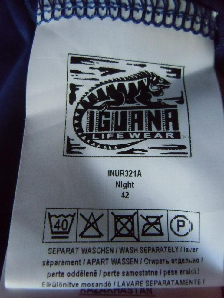 Bild 4: blaue Pant-Hose von Iguana