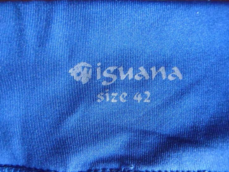 Bild 5: blaue Pant-Hose von Iguana
