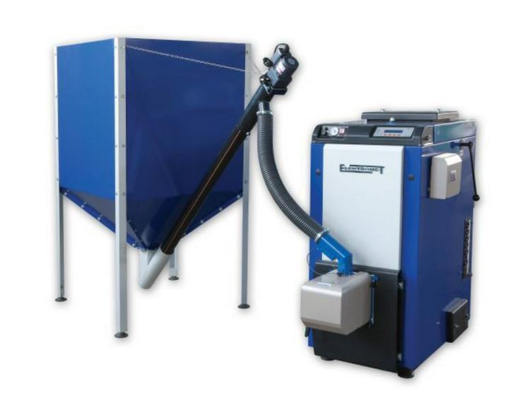 Pelletkessel EKO-PE 20 kW Sonderangebot - Brennholz & Pellets - Bild 1