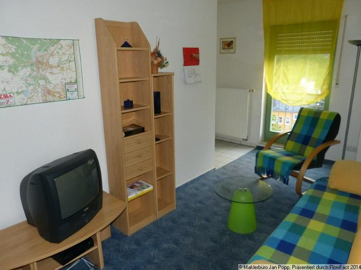 Bild 2: Möblierte Wohnung mit WLAN in Zentrumsnähe mit Schloßblick