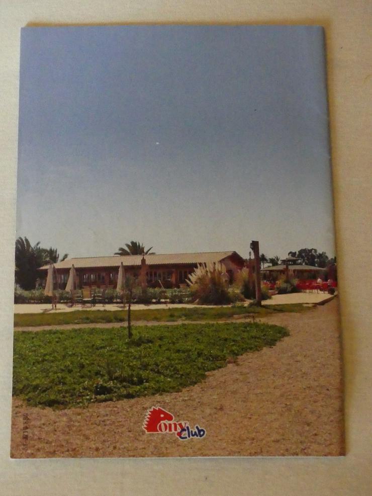 Bild 3: El Rancho Wo sind die Pferde - Comic PonyClub