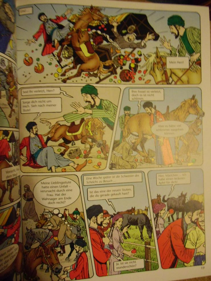 Bild 2: Der König der Wüste_ ein Comic vom Pony Club