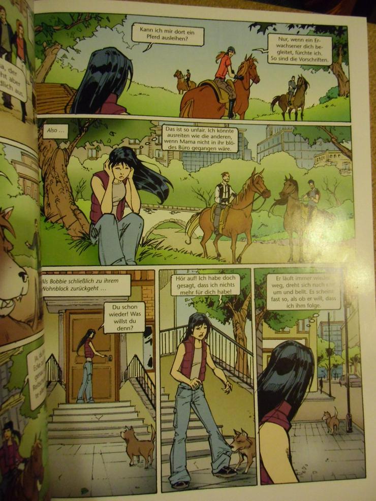 Bild 3: Abenteuer in New York: ein Comic vom Pony Club