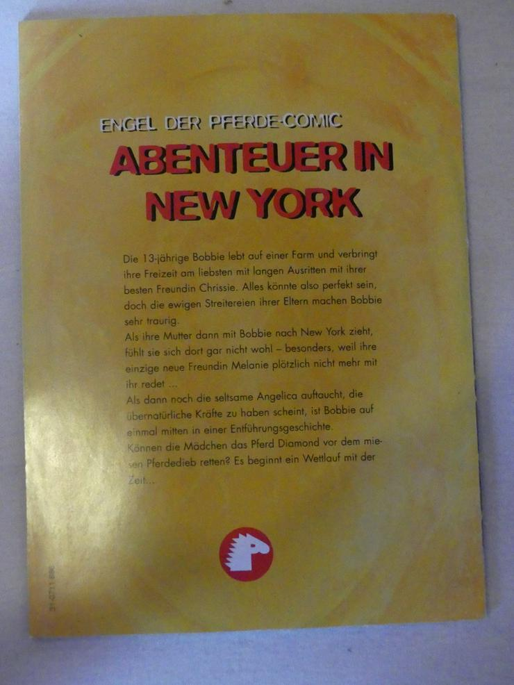 Bild 2: Abenteuer in New York: ein Comic vom Pony Club