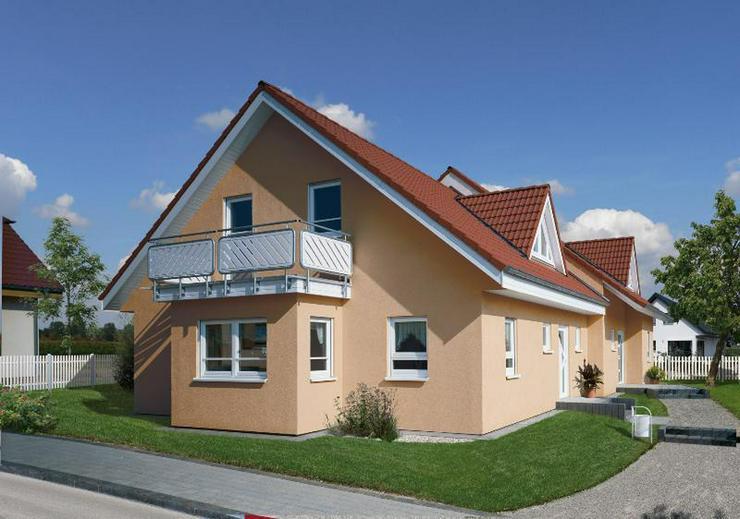Bild 4: Doppelhaus, oder allein stehend