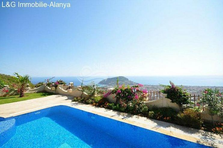 Bild 12: Luxus Villa mit Panorama Meerblick in Alanya zu verkaufen.