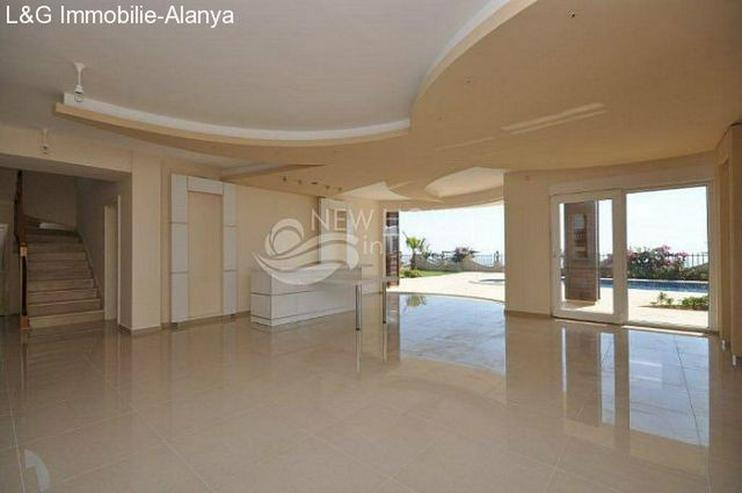 Bild 6: Luxus Villa mit Panorama Meerblick in Alanya zu verkaufen.