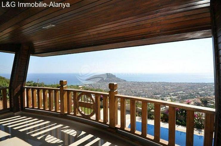 Bild 3: Luxus Villa mit Panorama Meerblick in Alanya zu verkaufen.
