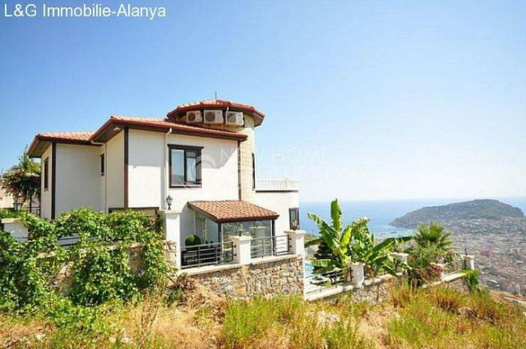 Bild 11: Luxus Villa mit Panorama Meerblick in Alanya zu verkaufen.