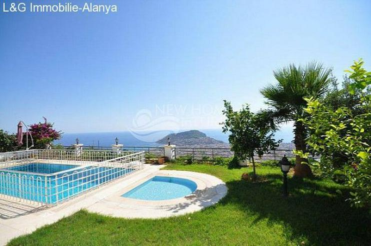 Bild 2: Luxus Villa mit Panorama Meerblick in Alanya zu verkaufen.