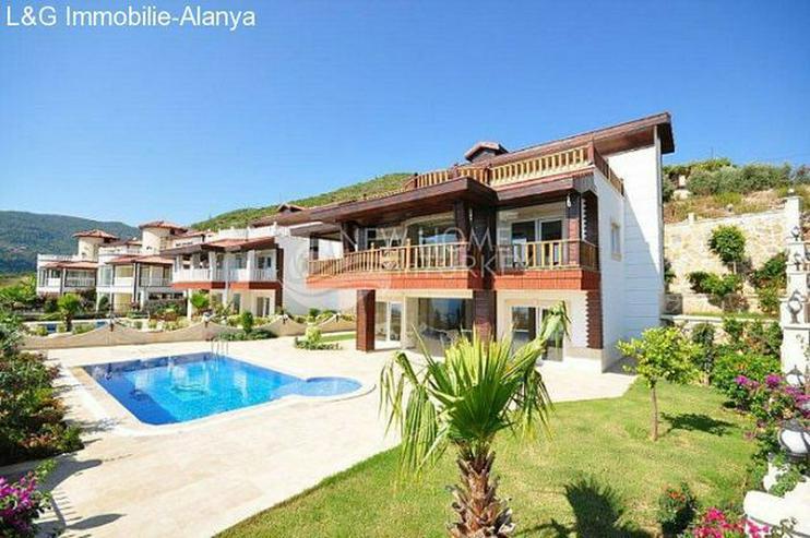 Bild 9: Luxus Villa mit Panorama Meerblick in Alanya zu verkaufen.
