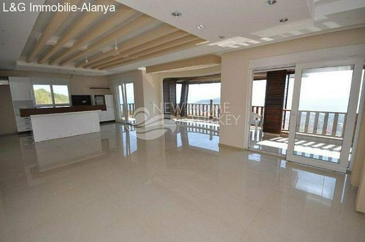 Bild 7: Luxus Villa mit Panorama Meerblick in Alanya zu verkaufen.
