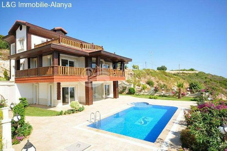 Bild 10: Luxus Villa mit Panorama Meerblick in Alanya zu verkaufen.