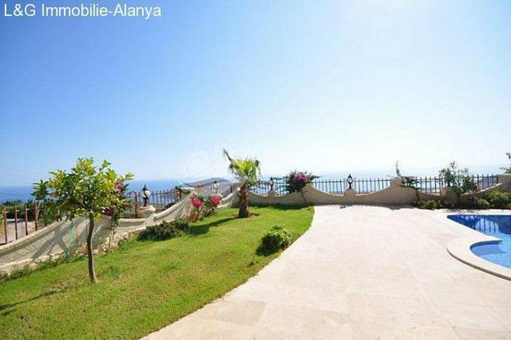 Bild 4: Luxus Villa mit Panorama Meerblick in Alanya zu verkaufen.