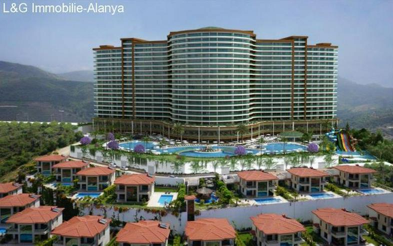 5 Sterne Luxus Hotel und Apartments in Alanya zu verkaufen. - Wohnung kaufen - Bild 1