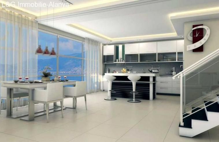 Luxus Wohnungen in Alanya zu einem erschwinglichen Preis kaufen - Wohnung kaufen - Bild 1
