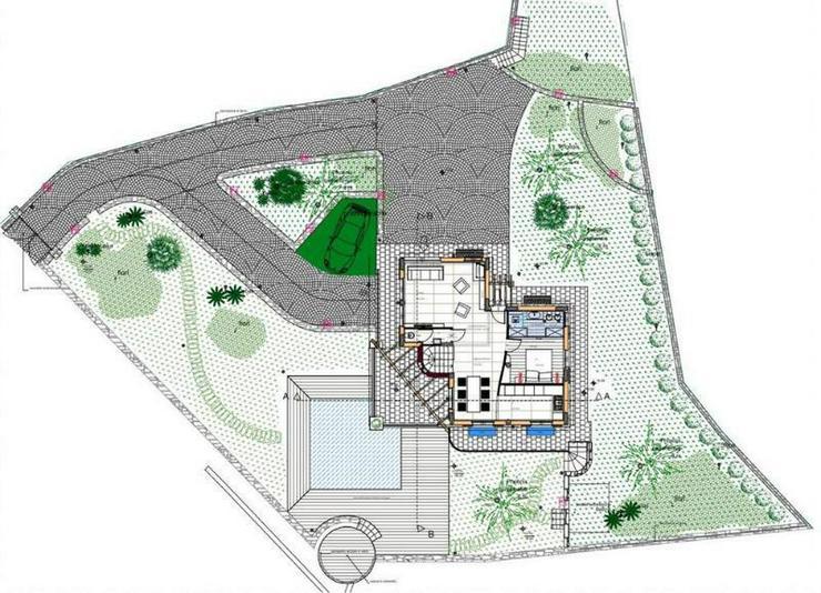 Bild 2: Traumhaus mit Blick bis Antibes