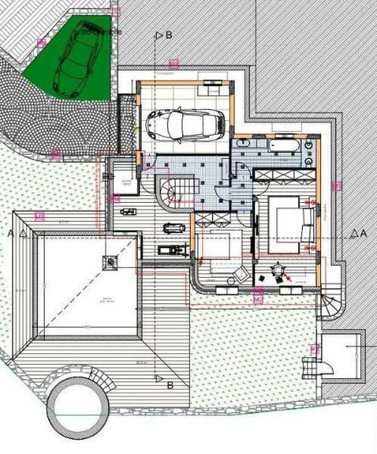 Bild 3: Traumhaus mit Blick bis Antibes