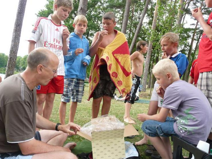 Bild 3: Ferienlager für Kinder von 08 - 14 Jahren