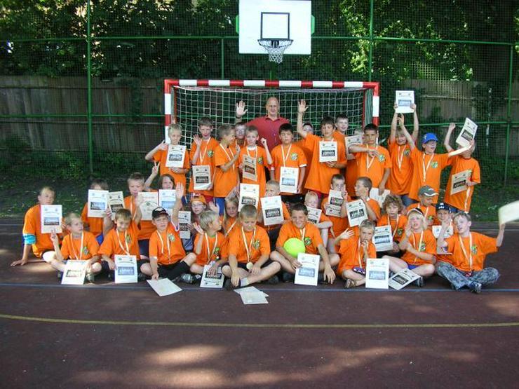 Ferienlager für Kinder von 08 - 14 Jahren