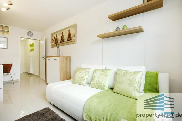 Sehr schöne möblierte 1.0-Zimmer Wohnung / in München Maxvorstadt - Wohnen auf Zeit - Bild 1