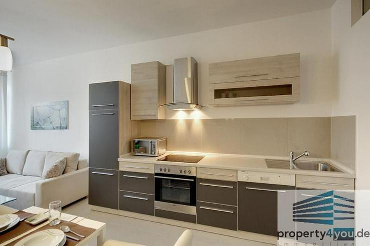 Bild 3: Luxuriöse möblierte 2-Zimmer Wohnung in München Schwabing-Nord / Milbertshofen