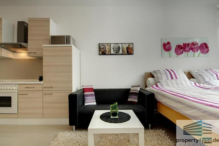 Bild 4: Sehr schönes möbliertes 1-Zimmer Appartement mit 2 Schlafplätzen in München Schwabing-...