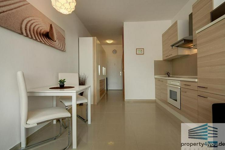 Bild 5: Sehr schönes möbliertes 1-Zimmer Appartement mit 2 Schlafplätzen in München Schwabing-...