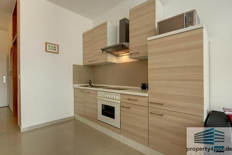 Bild 6: Sehr schönes möbliertes 1-Zimmer Appartement mit 2 Schlafplätzen in München Schwabing-...