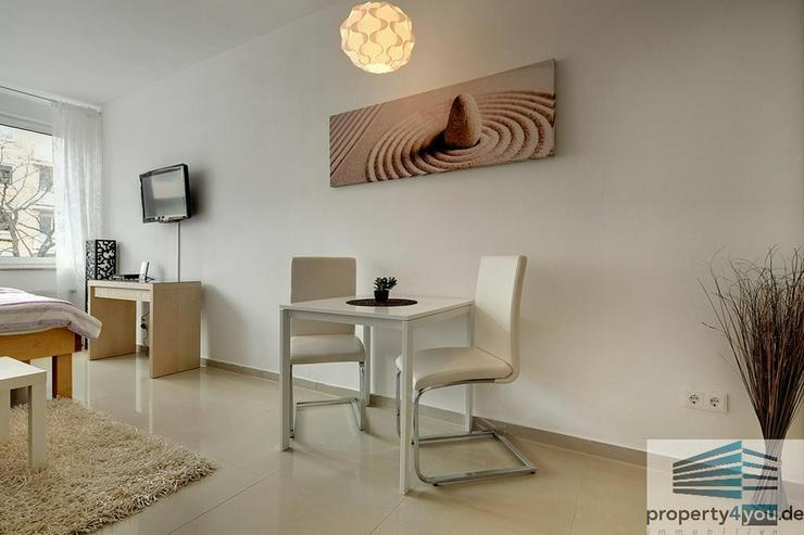 Sehr schönes möbliertes 1-Zimmer Appartement mit 2 Schlafplätzen in München Schwabing-... - Wohnen auf Zeit - Bild 1